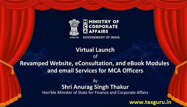 Revamped website, e.Book, e.Consultation module and new email services deployed for better stakeholders' experience introduced