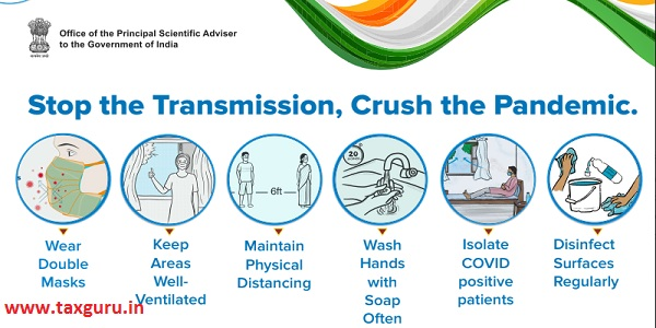 Stop the Transmission, Crush the Pandemic