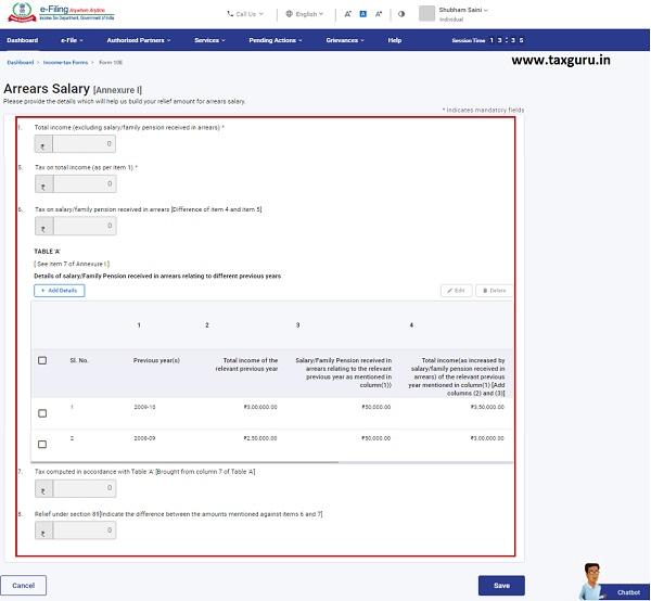 Form 10E User Manual 3