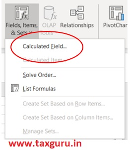 How to Add a Calculated Field