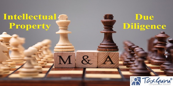 Intellectual Property Due Diligence in Merger and Acquisition
