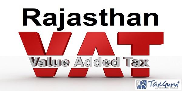 Rajasthan VAT