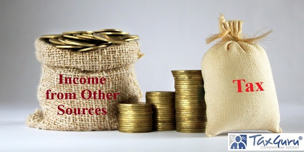 Tax on Income from Other Sources