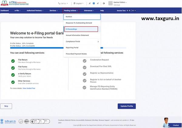 Upload Form BB (Wealth Tax Returns) User Manual 2