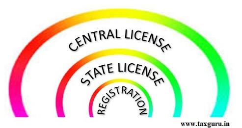 central license