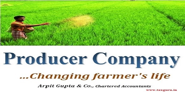 producer-Company changing farmers life