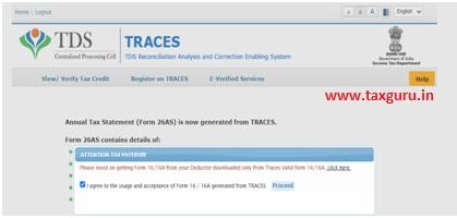 the TDS-CPC Portal