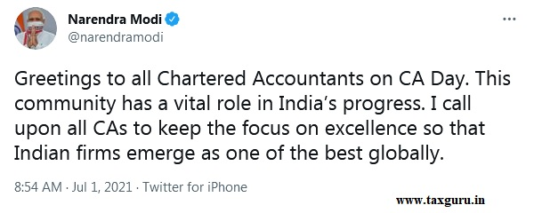 73rd Anniversary of ICAI — Lets Dive and Discover Chartered Accountancy
