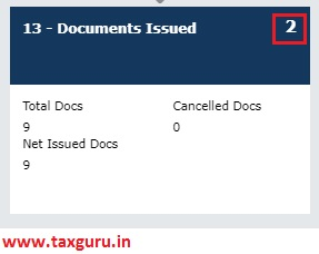 Issued Docs