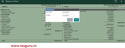 Work from Home using Tally ERP9 Image No. 15