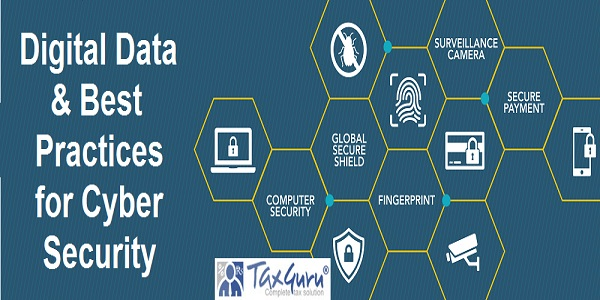 Digital Data & Best Practices for Cyber Security