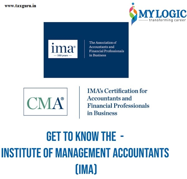 Get to know the Institute of Management Accountants (IMA)