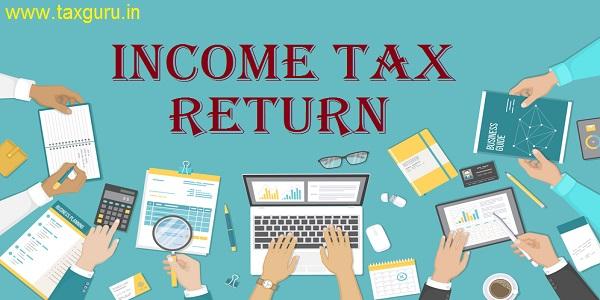 Income Tax Return - Businessman team discuss project startup