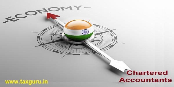 India High Resolution Economy Concept