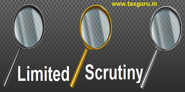 limited scrutiny