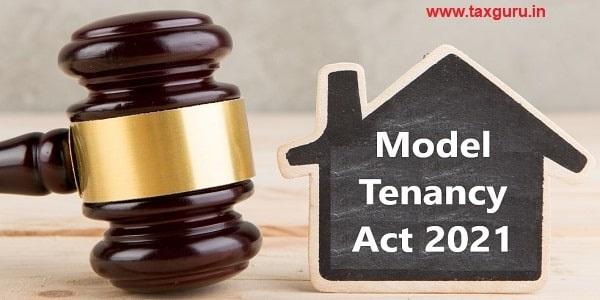 Model Tenancy Act 2021