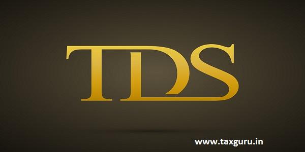 TDS letter logo design