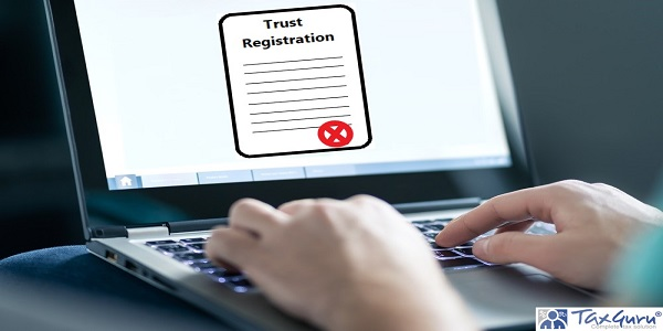Trust Registration Cancellation