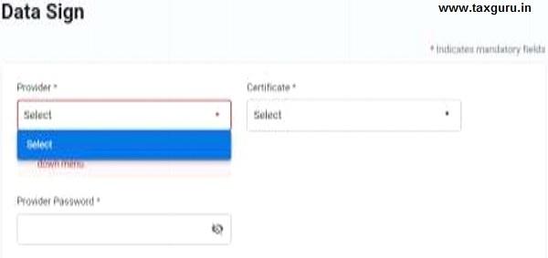 specific certificate 6.14