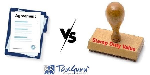 Agreement Vs. Stamp Duty Value
