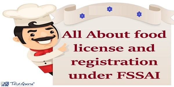 All About food license and registration under FSSAI