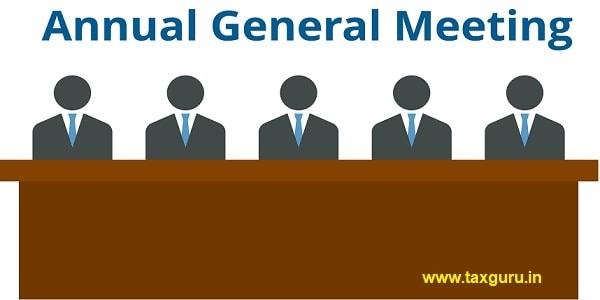 Annual General Meeting - Board of directors meet shareholders