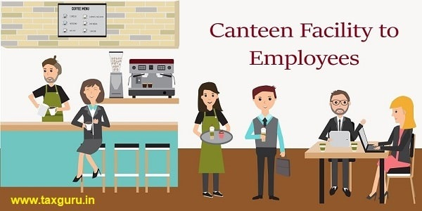 Canteen Facility to employees - People meeting in the coffee shop infographics elements