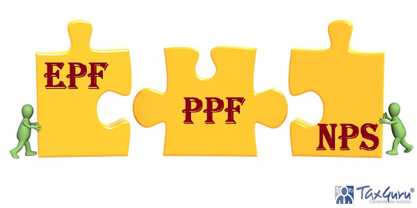 Difference Between EPF, PPF & NPS