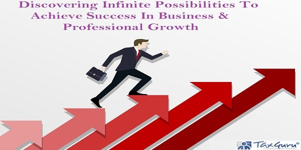 Discovering Infinite Possibilities To Achieve Success In Business & Professional Growth