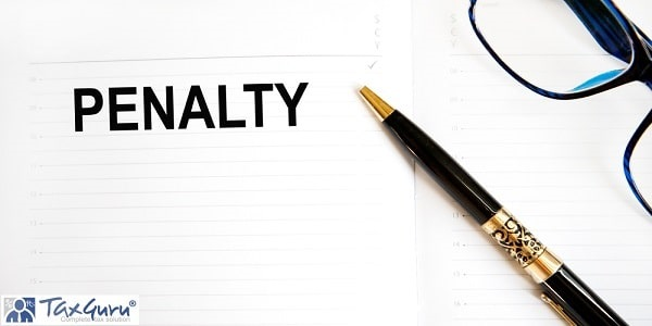 Documents about Financial penalty and gavel in the court
