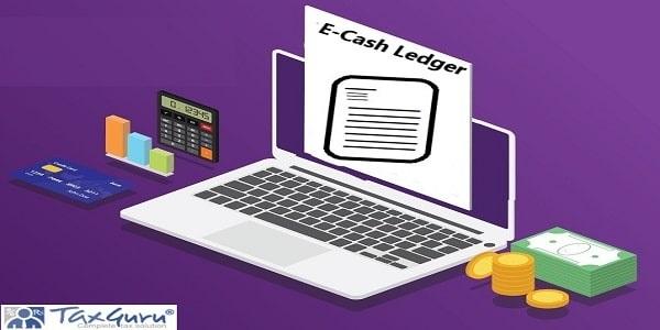 E-Cash Ledger