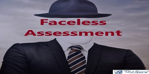Faceless Assessment - portrait of a faceless man