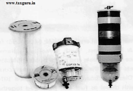 Fuel water Separators -griffin Filters, Singapore