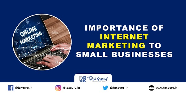 Importance of Internet Marketing to Small Businesses