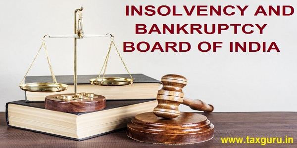 Insolvency and Bankruptcy Board of India - Symbols of law