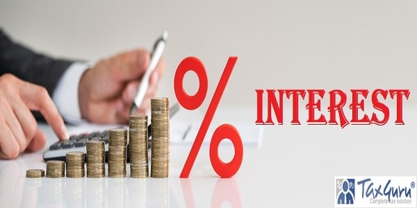 Interest - Discount Percent Sign And Money Accounting Concept