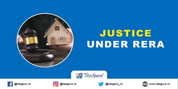 Justice Under RERA