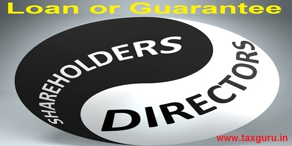 Loan or Guarantee/Security to Directors by Private Company