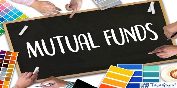 MUTUAL FUNDS Finance and Money concept