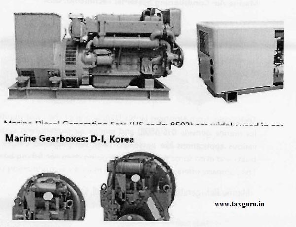 Marine Gensets Hyundai Seasall, Korea
