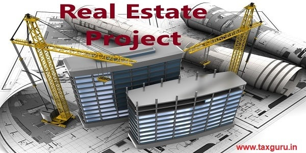 Real Estate Project - abstract 3d of building development concept