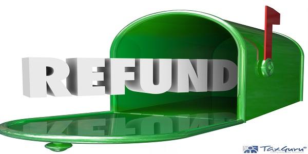 Refund Word Mailbox Receive Money Back Tax Return
