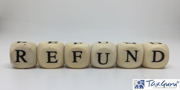 Refund - wooden cubes with letters