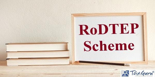 RoDTEP Scheme