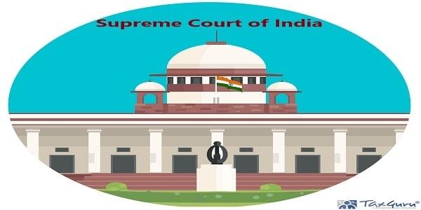 Supreme Court of India cartoon Building