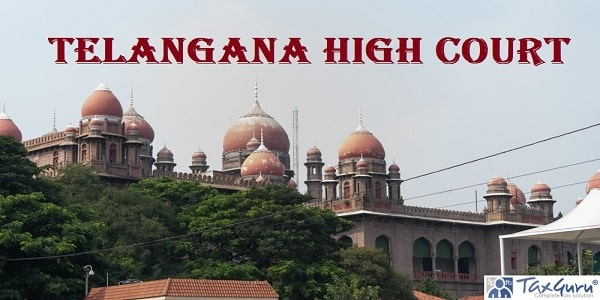 Telangana high-court view depiction of pollution which shows how bad the visibility is to far objects