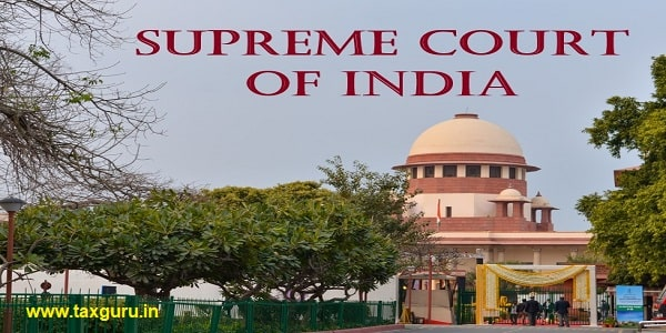 The Supreme Court of India is the highest judicial court under the Constitution of India