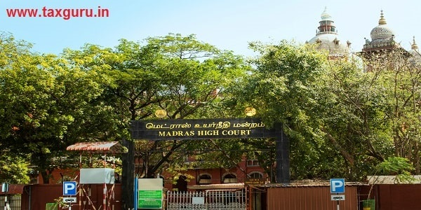 The ancient High Courts of India Madras High Court