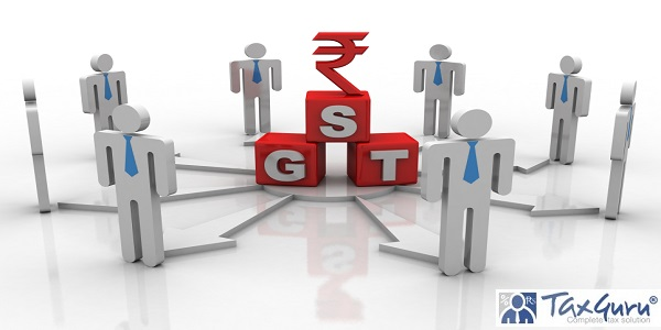 3d illustration Business Network with gst rupee