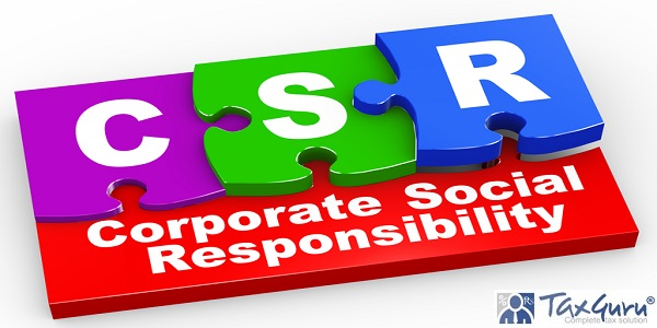 3d rendering of puzzle pieces presentation of csr - corporate social responsibility